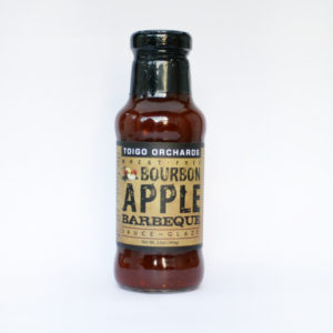Apple Bourbon Barbeque Sauce